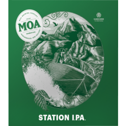 Photo of Moa Station IPA 12 Pack