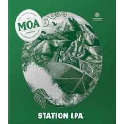 Photo of Moa Station IPA 12 x 330ml