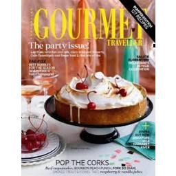 Photo of Australian Gourmet Traveller Magazine