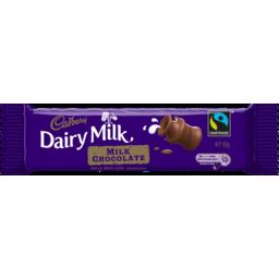Photo of Cadbury Dairy Milk Chocolate Bar 50g