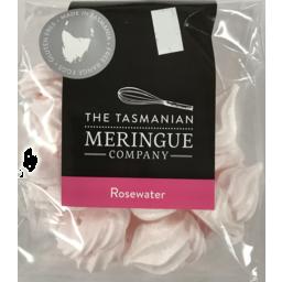 Photo of The Tasmanian Meringue Company Rosewater 50gm