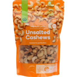 Photo of Homebrand Cashews Unsalted 250g