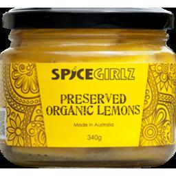 Photo of Preserved Lemons