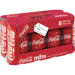 Photo of Coca Cola 200ml 8pk