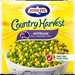 Photo of Birds Eye Country Harvest Peas & Supersweet Corn 1kg