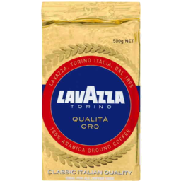 Photo of Lavazza Ground Coffee 500gm