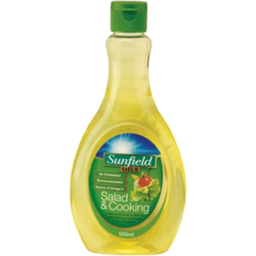 Photo of Sunfield Oil Salad & Cook 500ml