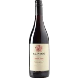 Photo of El Nino Pinot Noir 750ml