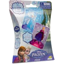 Photo of Frozen Fish Card Game