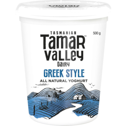 Photo of Tamar Valley Greek Style Yoghurt 500gm