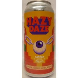 Photo of Garage Hazy Daze Can 440ml