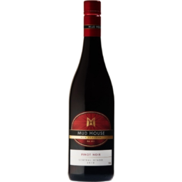Photo of Mud House Estate Pinot Noir