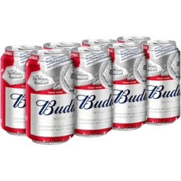 Photo of Budweiser Beer Can