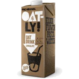Photo of The Orginal Oat-ly! Chocolate Oat Drink 1l