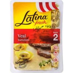 Photo of Latina Fresh Veal Tortellini 375gm