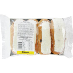 Photo of Drakes Fruit Finger Buns 4 Pack 420g