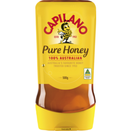 Photo of Capilano Pure Honey 500g