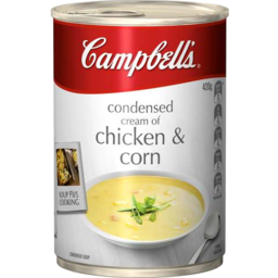 Photo of Camp Soup Crm Chick/Corn 420 Gm
