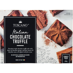 Photo of Toscano Italian Chocolate Truffle 450g