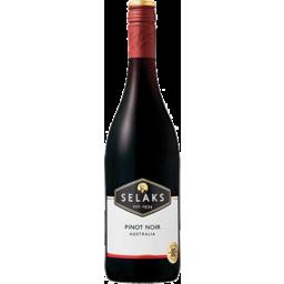 Photo of Selaks Premium Selection Pinot Noir 750ml