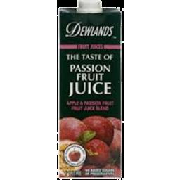 Photo of Dewlands Passionfruit Juice 1l