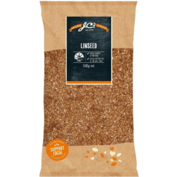 Photo of JC's Linseed 500g