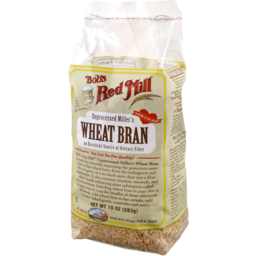 Photo of Bob's Red Mill Unprocessed Miller's Wheat Bran