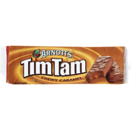 Photo of Arnotts Biscuits Tim Tam Chewy Caramel 175gm