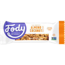 Photo of Fody Alm Coconut Bars 40g