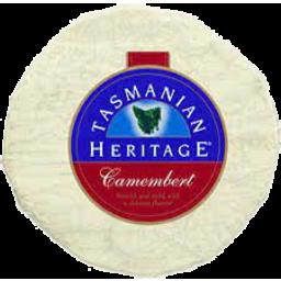 Photo of Tasmanian Heritage Cheese Camembert