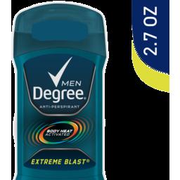 Photo of Degree Men Dry Protection Anti-Perspirant Deodorant Extreme Blast