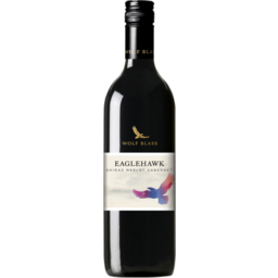 Photo of Eaglehawk Shiraz Merlot Cabernet 750ml