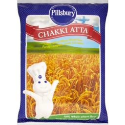 Photo of Pillsbury Chakki Atta 5kg - Export Pack