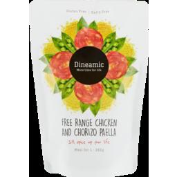 Photo of Dineamic Free Range Chicken Chorizo 360g
