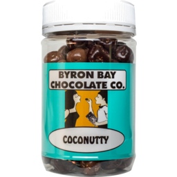 Photo of Byron Bay Choc Co Milk & Dark Choc Coconutty