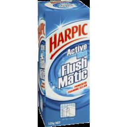 Photo of Harpic Flushmatic 125g