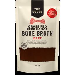 Photo of The Goods Bone Broth Beef 400ml