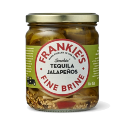 Photo of Frankies Fine Brine  Tequila Jalapenos 453gm