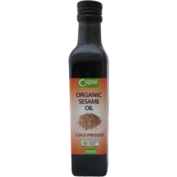 Photo of Absolute Organic Roasted Sesame Oil 250ml