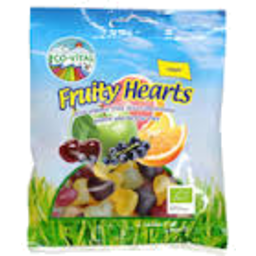Photo of Sweets - Fruit Hearts 100g