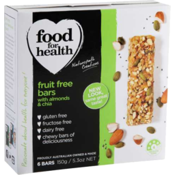Photo of Ffhealth G/F F/Free Muesli Bar