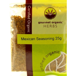 Photo of Mexican Seasoning 25g