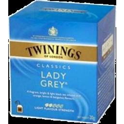 Photo of Twining Lady Grey Tea Bags 10pk