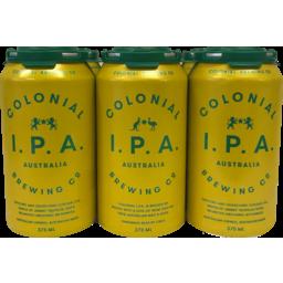 Photo of Colonial Australian Ipa 375ml 6 Pack