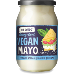 Photo of The Goods Vegan Mayo 475gm