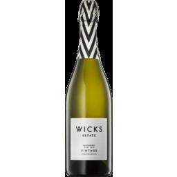 Photo of Wicks Estate Sparkling Chardonnay Pinot Noir
