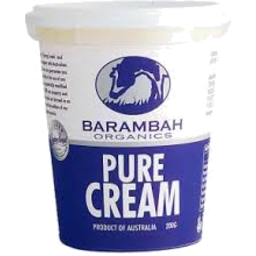 Photo of Barambah - Cream - Plain - 200ml