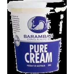 Photo of Barambah Pure Cream 200ml