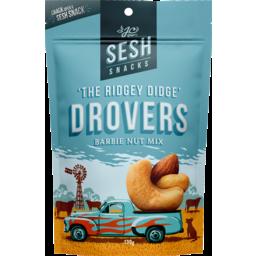 Photo of JC's Sesh Snacks Drovers 130gm