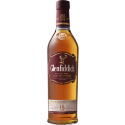 Photo of Glenfiddich 15yo Single Malt Scotch Whisky